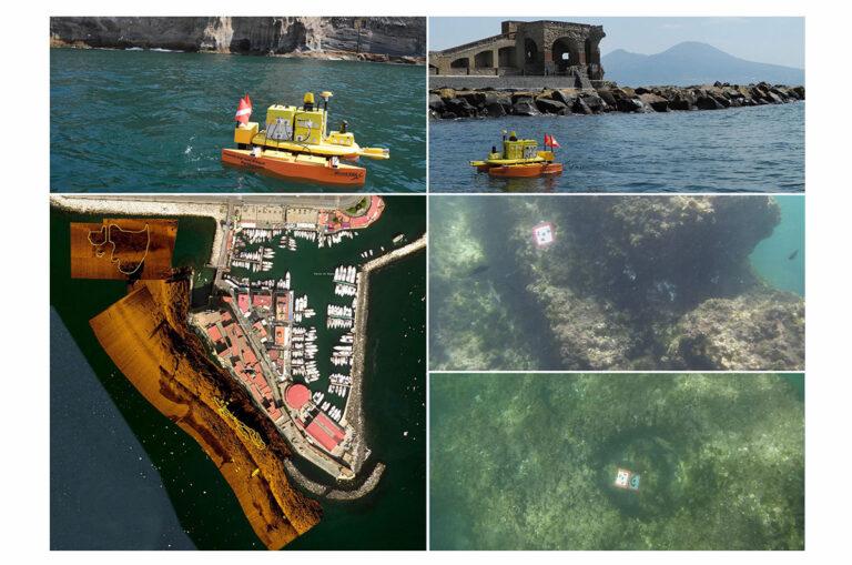 Ricostruzione del paesaggio geoarcheologico sommerso dell'area prospiciente Castel dell'Ovo