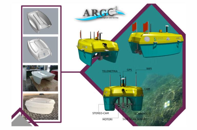 Sviluppo di nuove tecnologie marine per lo studio e valorizzazione del patrimonio culturale sommerso