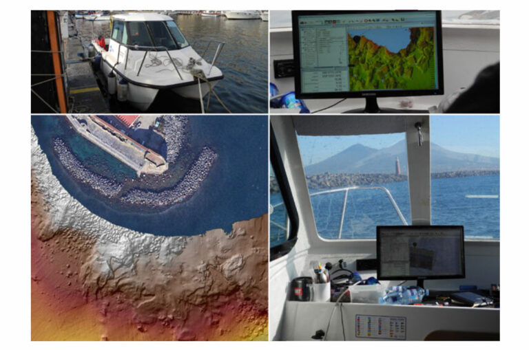 Rilievo morfo-acustico ad alta risoluzione della rada di Napoli per lo studio dell'evoluzione del paesaggio costiero