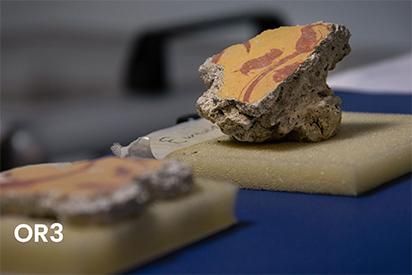 Sistema di acquisizione dati per diagnostica e conservazione del patrimonio archeologico