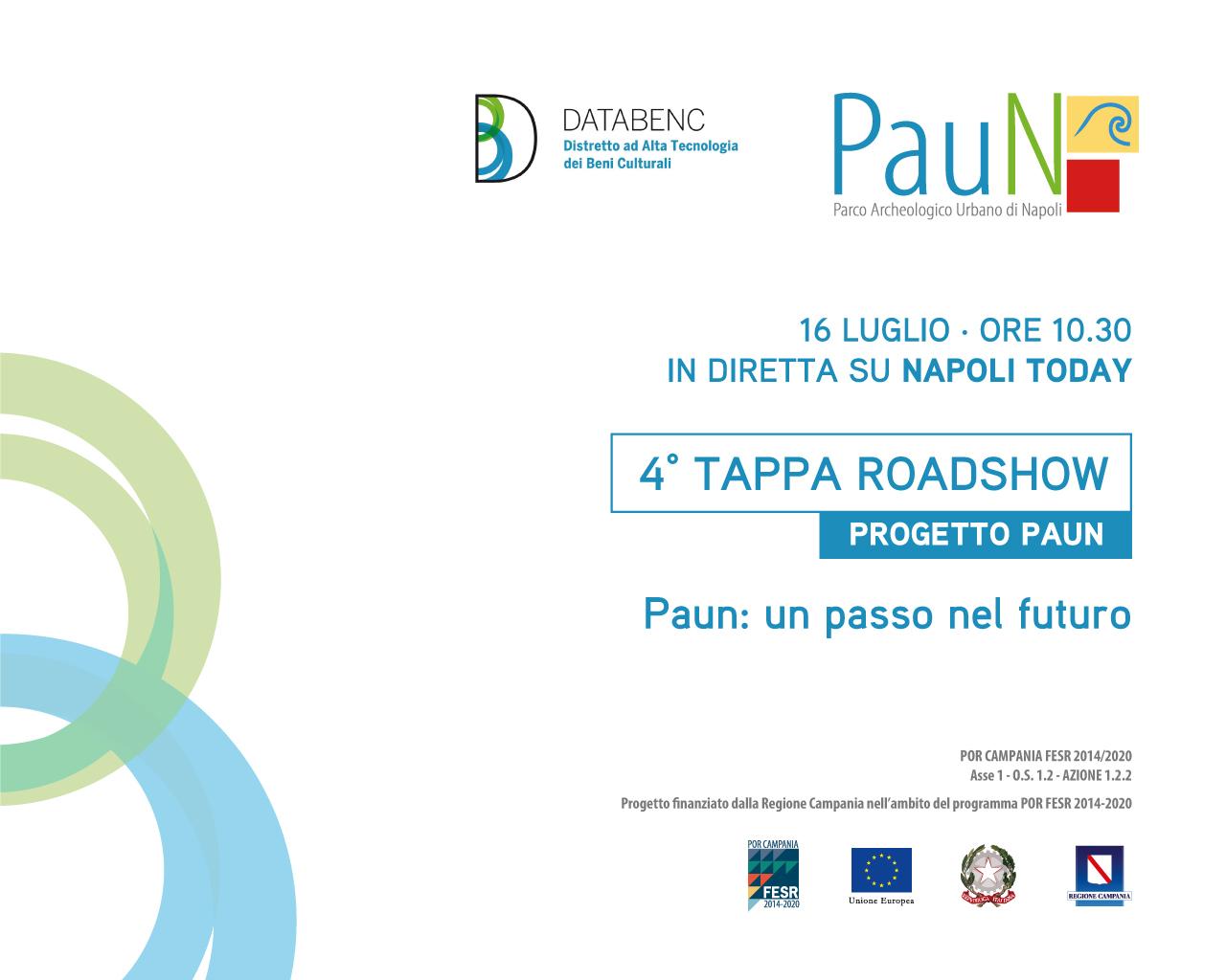 """""""PAUN: un passo nel futuro"""". Domani tappa conclusiva del progetto PAUN"""
